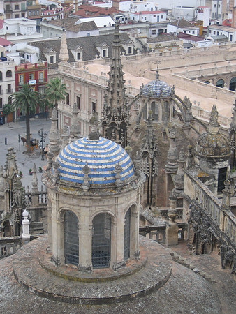 Seville Cathedral & Giralda