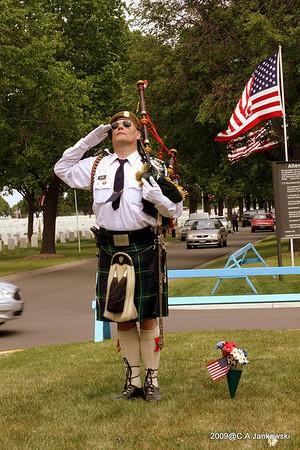 Memorial Days in Minnesota.
