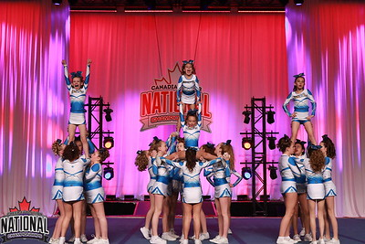 Beach Cheer Athletics  Surf - Junior Prep 1