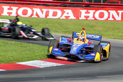 Indycar Race - Mid-Ohio - 28 July '19