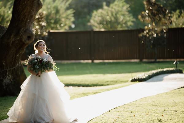 Aleia and Scott got married!