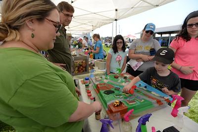 SCARCE Green Fair in Wheaton