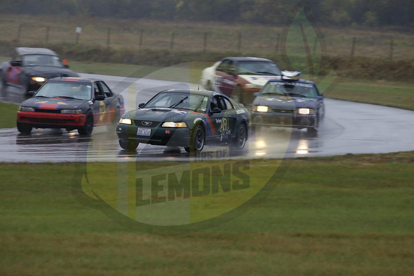 Where the Elite Meet To Cheat, GingerMan Raceway, October 2017