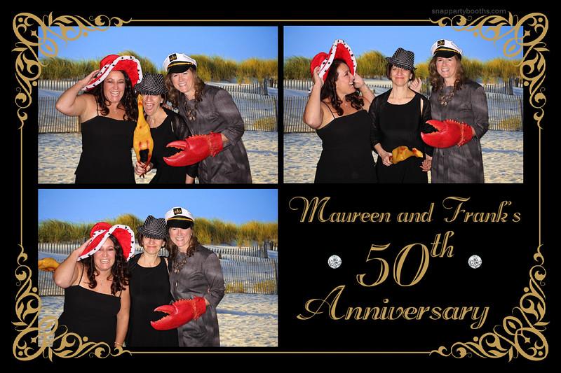 Maureen & Frank Pellegrini 50th Wedding Anniversary 2016