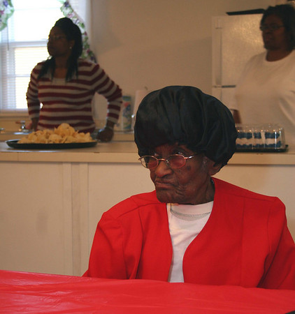 Mother Marina Phillips 100th Birthday Celebration