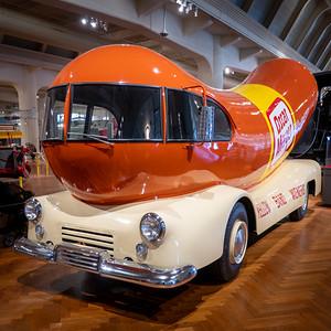 1952 Wienermobile Up Close