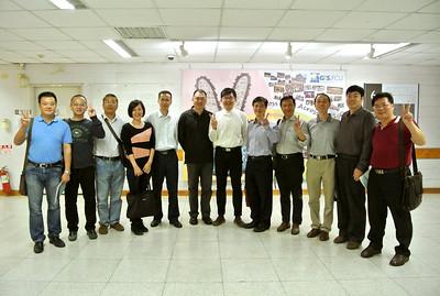 20151111 福建省測繪地理信息協會參訪