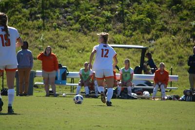 Womens Soccer - Mercer vs. WCU