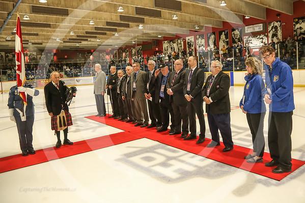 Dudley Hewitt Cup Opening Ceremonies