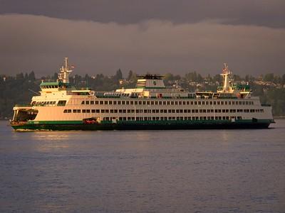 Day II - Seattle to Leavenworth