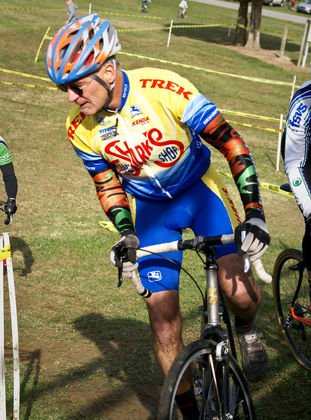 Wayne Scott Memorial Cyclocross, Fair Hill, MD