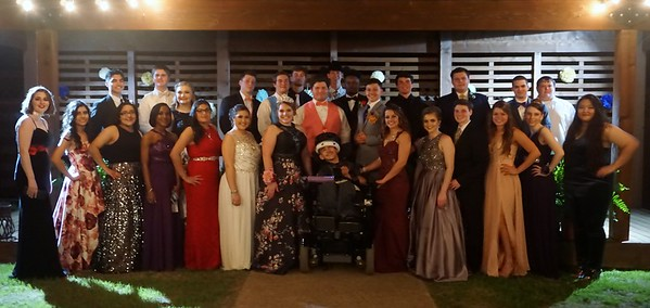 """Prom 2018 """"Let the Adventure Begin"""""""