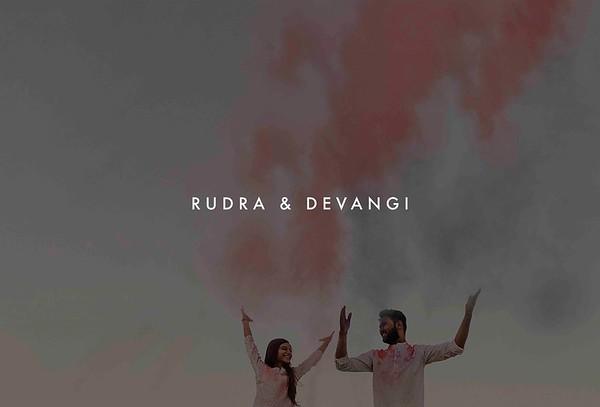 Rudra & Devangi | 2019