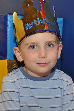 Mason's Birthday Party