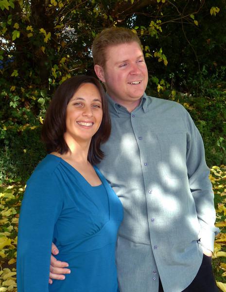 Helen & Chris