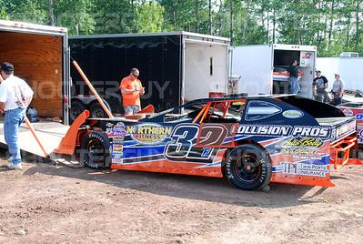 Brian Carl #32F Racing