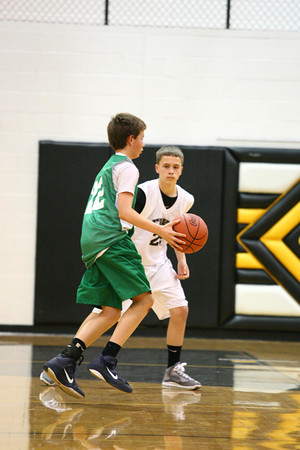 2011-2012 Centerville High School Boys Basketball