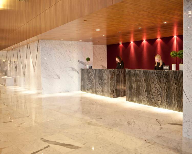 SILIVER-   B+H CHIL-   Fairmont Pacific Rim Hotel Vancouver