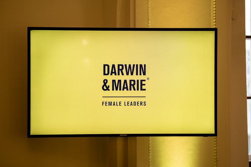 Darwin & Marie - Conference
