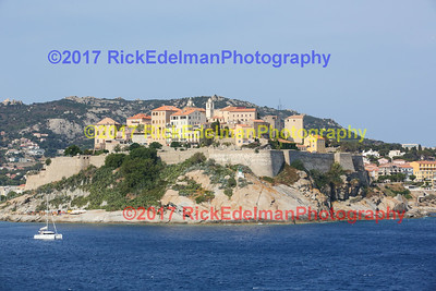 A Day in Calvi, Corsica