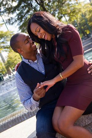 Damien + Jasmine Wedding Proposal