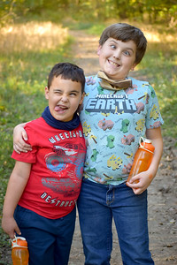 Jaydon & Avery Nature Walk
