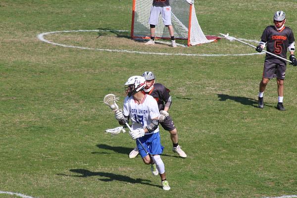 Prep Lacrosse vs Hargrave Military Academy - Apr 4 - Pt 1