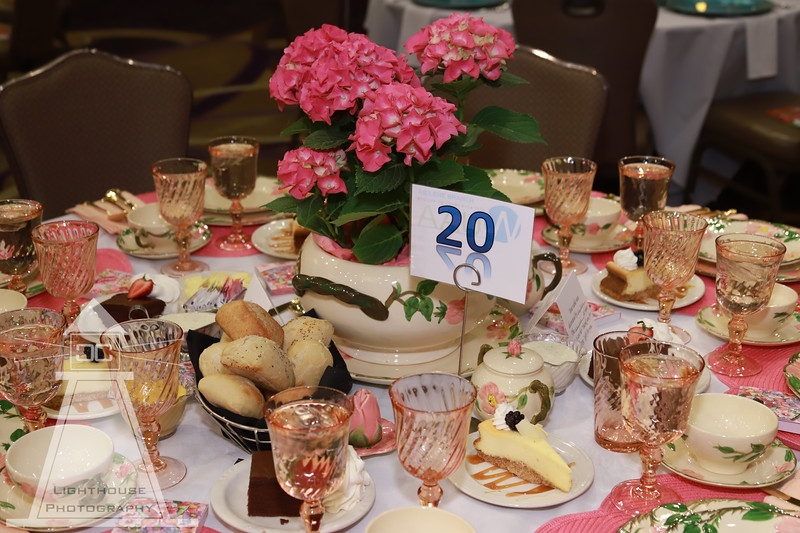 Table 20 by Kay Berry