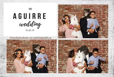 Aguirre Wedding