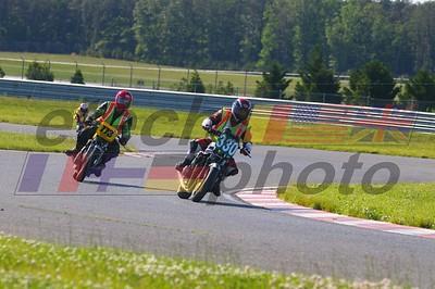 RRS Mock Race