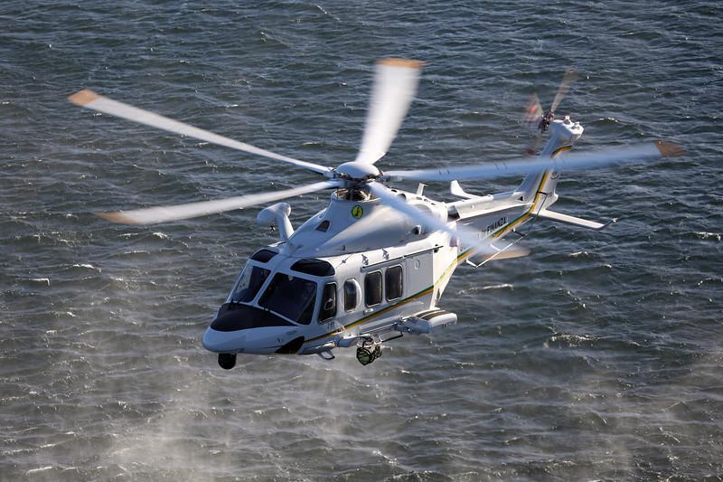 AW139 S/N 31301 Guardia di Finanza