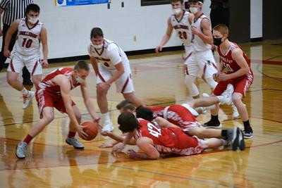 Highland @ Shullsburg & Cassville Boys Basketball 2-1,2-21