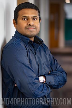 Baskar Sunderam Profile Shoot