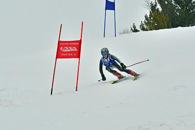 Dec 30-31 Mt Ripley J456 GS (M) GS 1st race 2nd run