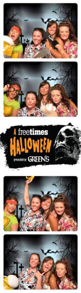Free Times Halloween