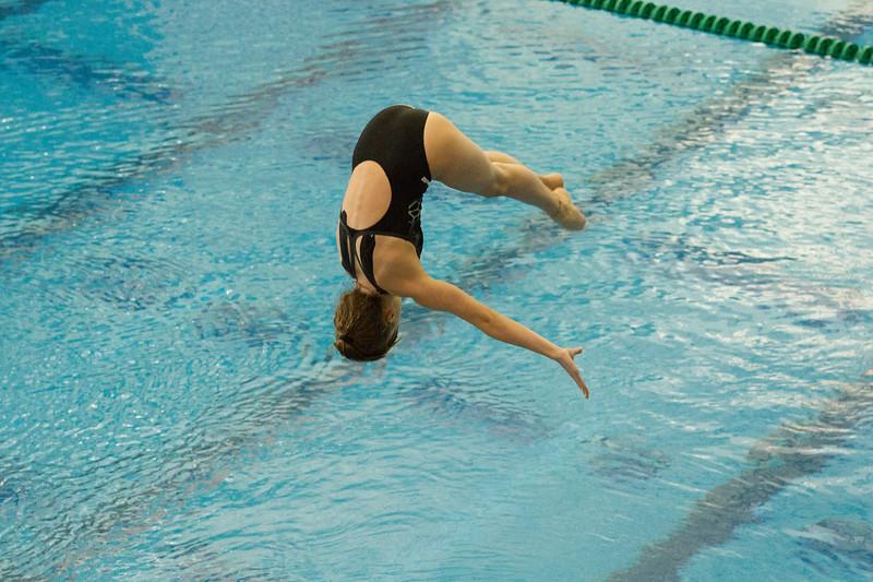 Women's Diving