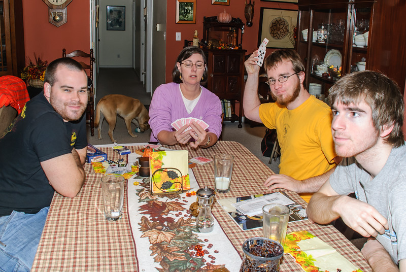 2008 Family Thanksgiving