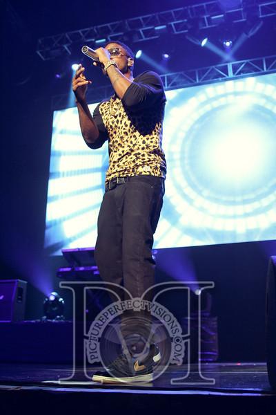 Wild Jam 2013 Nessa, Chris Brown, John Hart, Trey Songs Wild 949 420.jpg