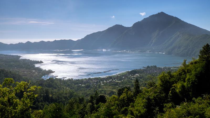 Danau Batur Lake