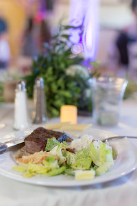 Reception Dinner- Christen & Jacob Manuele New England Rustic Wedding Photography- Westfield MA The Ranch Golf Club, St. Mary's Catholic Church- Bridal Photo Studio