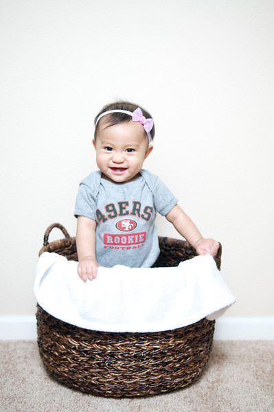 Dylann 8.5 months