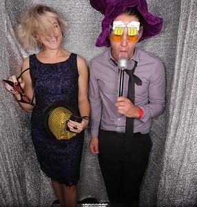 Wedding of Sarah & Tom Photobooth Photos