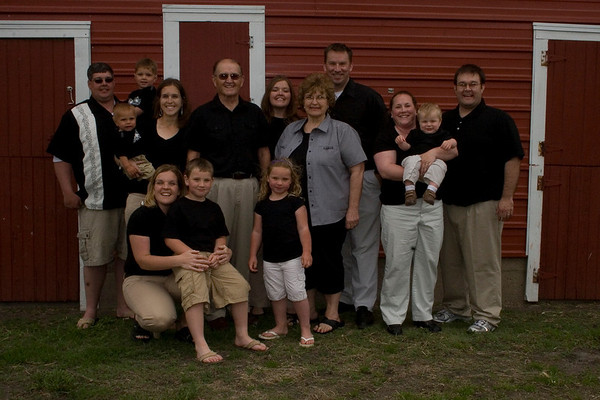 The Tindall Clan