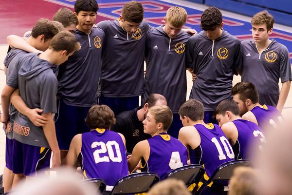 AHS Basketball at Garrett