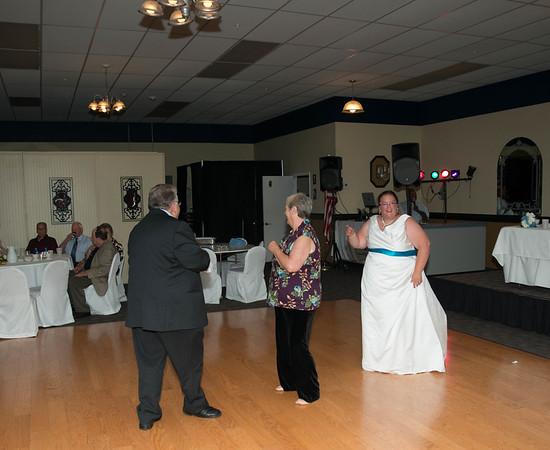 Mark & Sarah Wedding