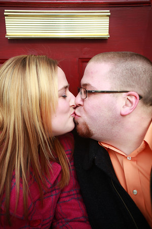April and Scott Engagement