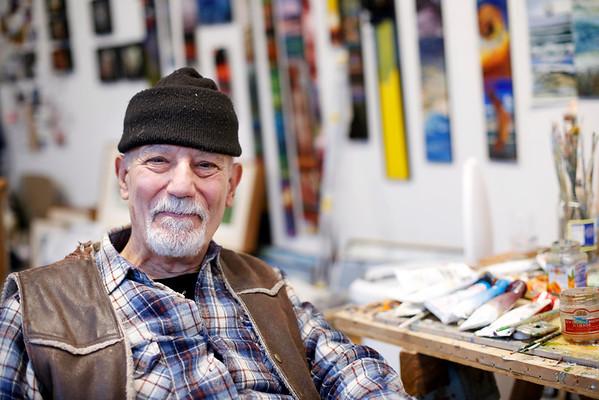 Lichtenstein Center artist show Jan 2015-122314