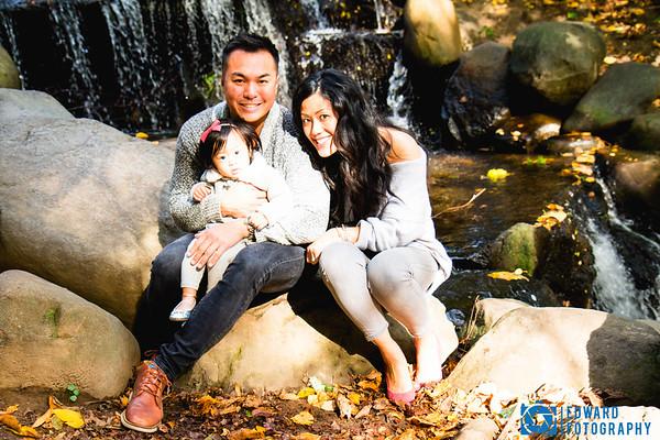 Family Love: Amy & Derek