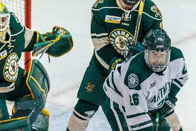 Vermont vs Dartmouth Men's Hockey