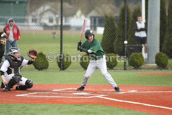 West Linn vs Tigard March 22, 2012